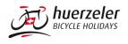 huerzeler bicycle holidays logo
