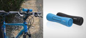 bluetooth bicycle handlebar speakers