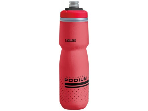 Podium Chill Water Bottle 710 ml fiery red
